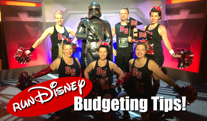 Budgeting Tips: How to Save Money for runDisney Racecations