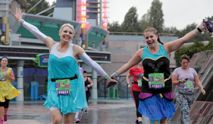 Podcast Episode 71: Disneyland Paris Half Marathon Weekend Part 2!