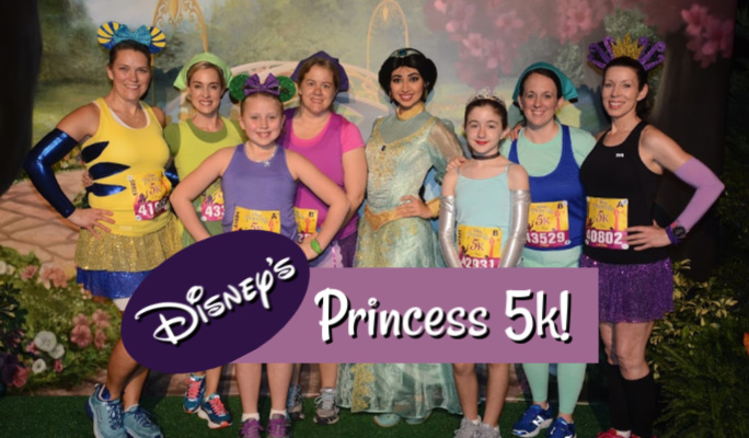 Disney's 2018 Princess 5k | Princess Half Marathon Weekend
