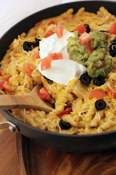 ChickenEnchiladaPasta