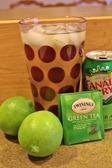 Green Tea Lime Cooler