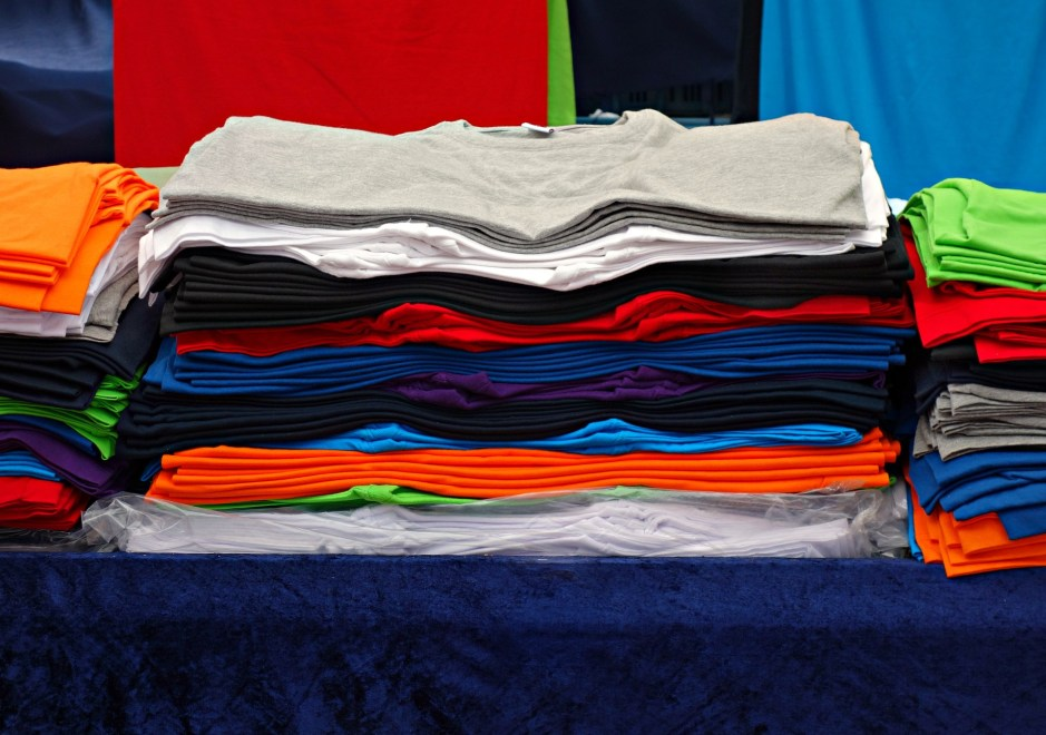 tee shirt stocks