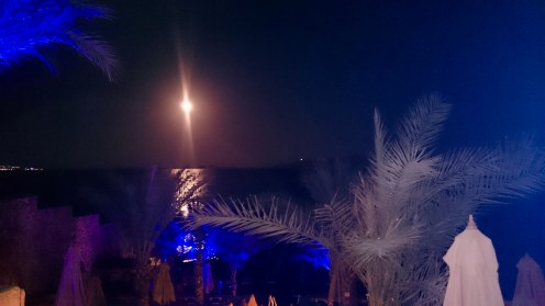 December 25th - Full Moon over the Red Sea - Merry Christmas!!!!!