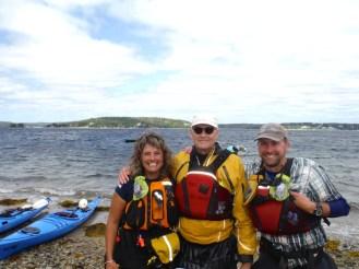 James Taylor and I after kayaking together!!