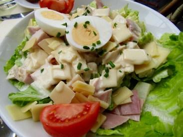 Salade Deux Magots