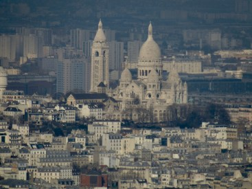View of Montmartre