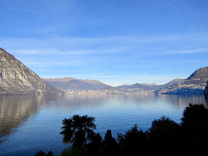 That is Lugano....