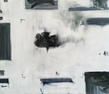 Predator 1, 2012, oil/canvas, 30x35 inches