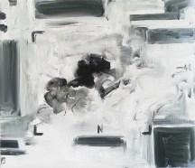 Predator 2, 2012, oil/canvas, 30x35 inches
