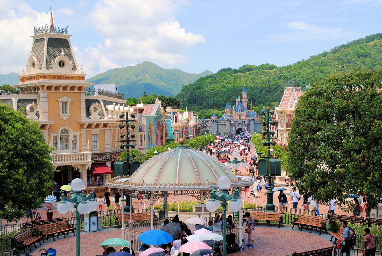 Hong Kong Disneyland 3 Magical Days Experience Food And
