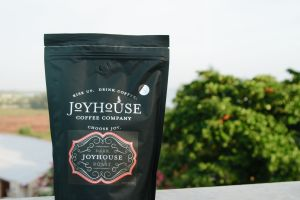 JoyHouse Coffee on a Roof in Haiti