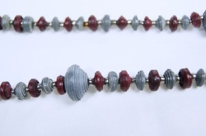 Paper Beads by Adna