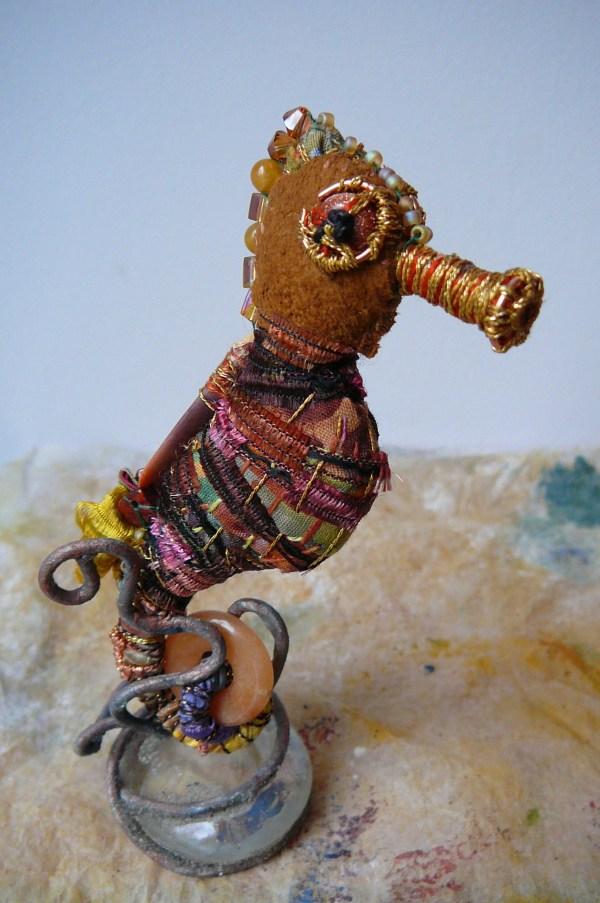 Seahorses Art Joy . Kirkwood