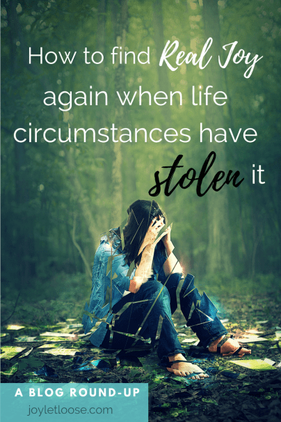 Find Real Joy Again When Life Has Stolen It