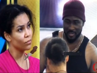 BBNaija: Tega Reveals What She Saw Maria And Pere Doing Together In The Bathroom After Saturday Night Party