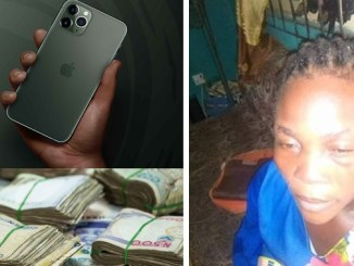 Pregnant Woman Owing House Rent Returns A Missing Bag Containing N450k, IPhone