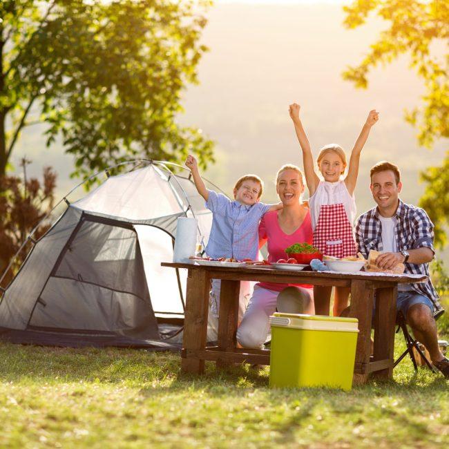 5 apps pour des vacances en tente réussies
