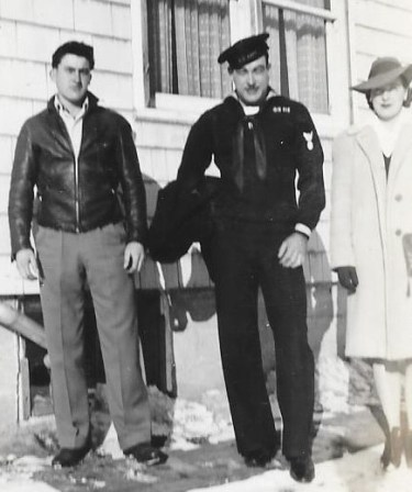 Junior, Delbert, and Doris Wilson