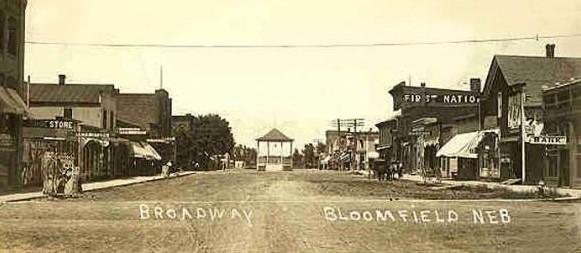 Bloomfield, Nebraska 1900s (2)