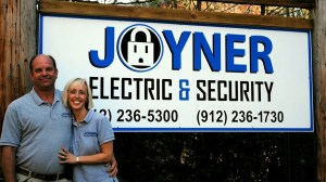 Melvin & Kyndall Joyner