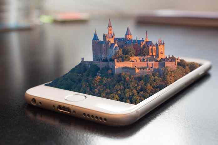 Castle Phone iPhone Trees
