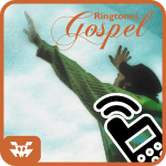 "Logotipo Gospel Christian Ringtones ""largura ="" 150 ""altura ="" 150"