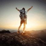 Ícone de citação de motivação e inspiração