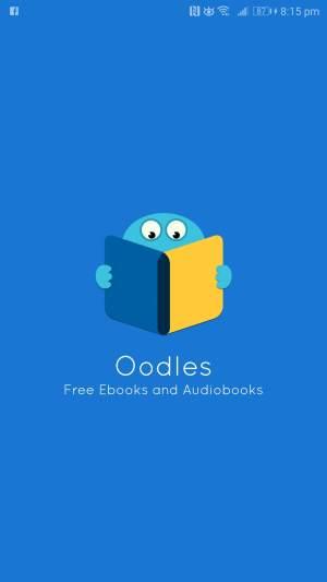 50000 eBooks gratuitos e livros de áudio gratuitos Oodles