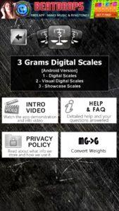 """3 Gramas Digital Scale App & Conversor de Peso """"aria-describedby ="""" gallery-6-67753 """"srcset ="""" https://joyofandroid.com/wp-content/uploads/2019/04/3-Grams-Digital-Scale-App -Weight-Converter-1-169x300.jpg 169w, https://joyofandroid.com/wp-content/uploads/2019/04/3-Grams-Digital-Scale-App-Weight-Converter-1-768x1365.jpg 768w , https://joyofandroid.com/wp-content/uploads/2019/04/3-Grams-Digital-Scale-App-Weight-Converter-1-576x1024.jpg 576w, https://joyofandroid.com/wp- conteúdo / uploads / 2019/04/3-Gramas-Digital-Escala-App-Peso-Converter-1.jpg 1080w """"tamanhos ="""" (largura máxima: 169px) 100vw, 169px"""