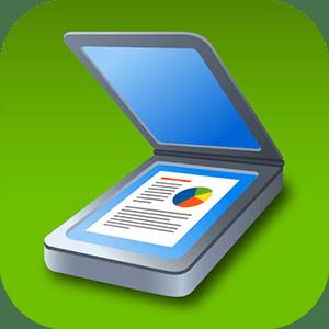 Limpar o logotipo do aplicativo de digitalização - Melhor aplicativo do scanner para Android