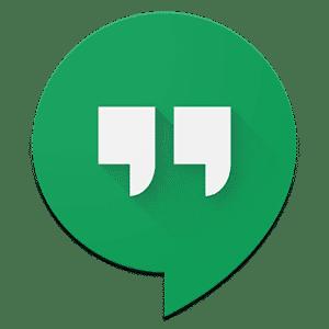 Hangouts do Google - Logotipo