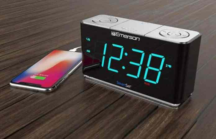 Despertador Emerson SmartSet