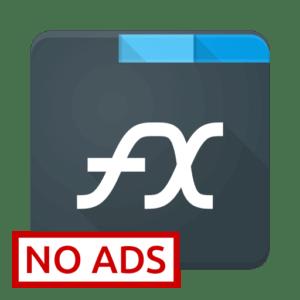 Logotipo do FX File Explorer