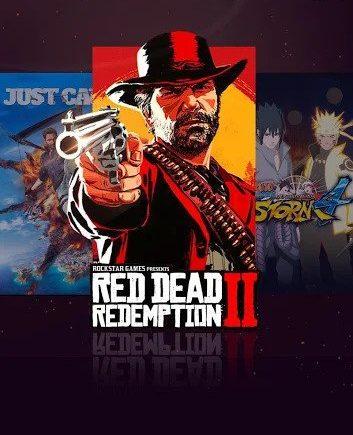 Jogue Red Dead Redemption 2 por jogos em nuvem no Android