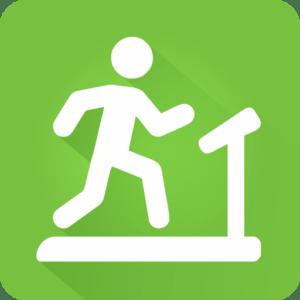 aplicativos de calculadora de calorias em esteira para android logotipo do aplicativo de treino em esteira