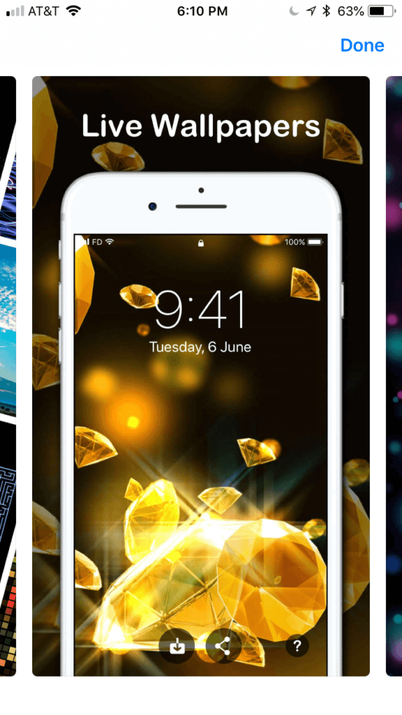 best free and paid iphone x live wallpaper apps joy of apple