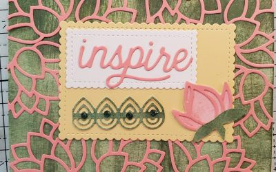 INSPIRE LILY CARD – ONLINE CARD CLASS