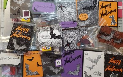 Halloween Treat or Treat Bags Stampin' Up!