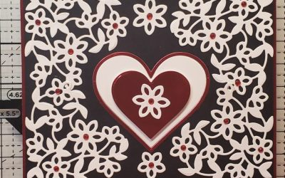 Lots of Heart Card Stampin Up
