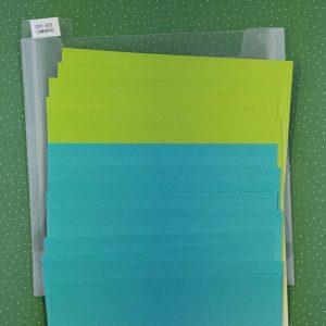 Oh So Ombre Designer Series Paper