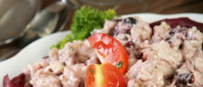 Chicken Salad • Joy of Food • Kosher Lunch
