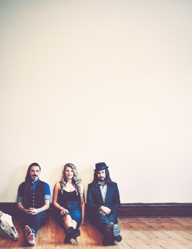 L-R: Daniel Péloquin-Hopfner, Sheena Rattai and Daniel Jordan
