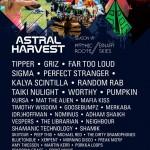 Astral Harvest Poster 2014