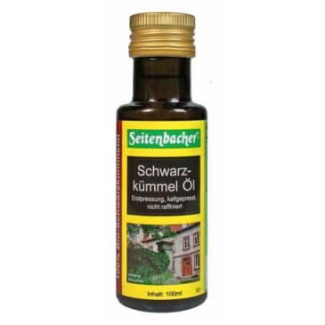有機黑種草油 Schwarzkummelol (100ml)