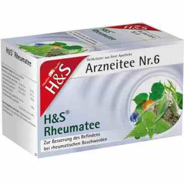 H&S 緩解風濕保健茶Nr.6  (20小包)