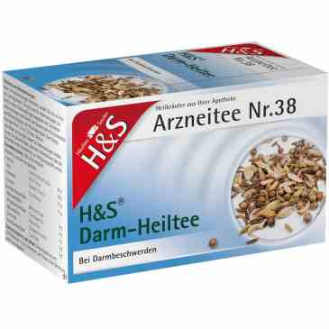 H&S 緩解腸道保健茶Nr.38  (20小包)