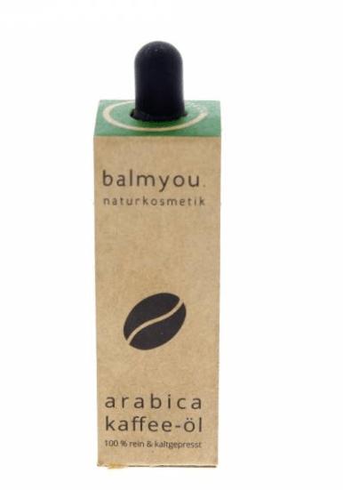 balmyou 天然阿拉比卡咖啡油 20ml