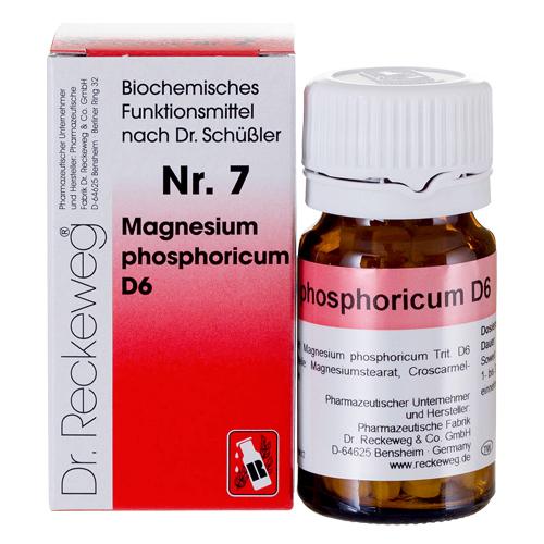 順鎂元素 200錠/瓶 Biochemie 7 Magnesium phosphoricum D6 Tabletten