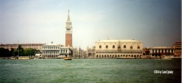 Clock Tower in St Mark's Square