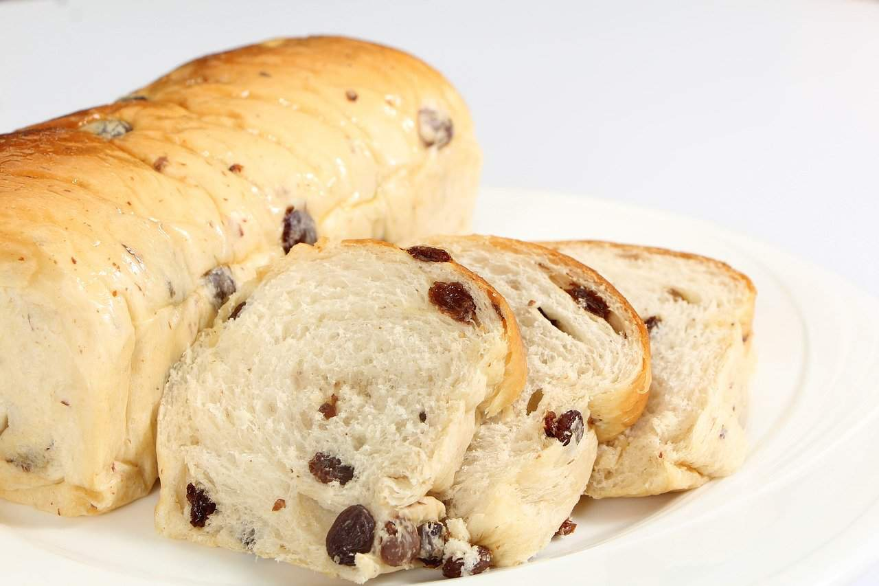 What do you do if your dog ate raisin bread?